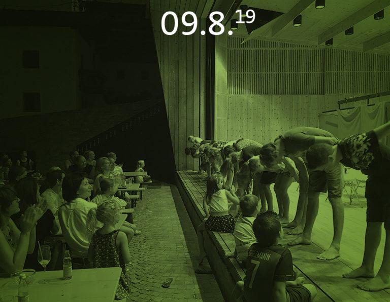 Chor- & Theatercamp